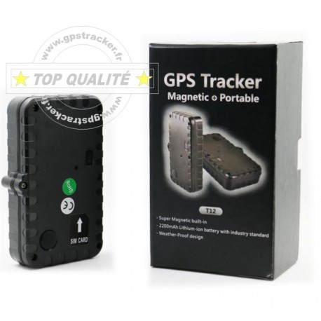 TRACEUR GPS T12